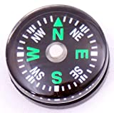 Wholesale Lot 24pcs 20mm Small Mini Compasses for Survival Kit