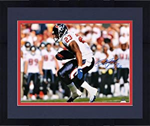 Framed Signed Arian Foster Houston Texans Photo - 16x20 Witness - JSA Certified -... by Sports Memorabilia