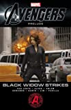 img - for Marvel's the Avengers: Black Widow Strikes book / textbook / text book
