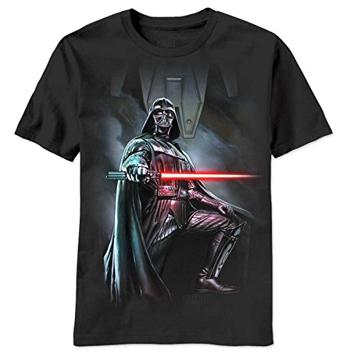 Star Wars Darth Vader with Lightsaber T-shirt