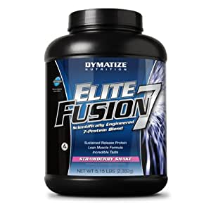 Dymatize Elite Fusion-7 Strawberry Shake 5.15lb Protein