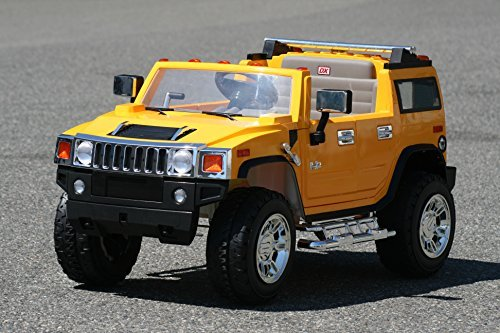 hummer battery operated ride on toy car for kids with remote control rideonecar little kid cars