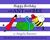Angela Banner Happy Birthday with Ant and Bee