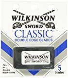 Wilkinson Sword Double Edge single Razor Cartridge, 5 blades