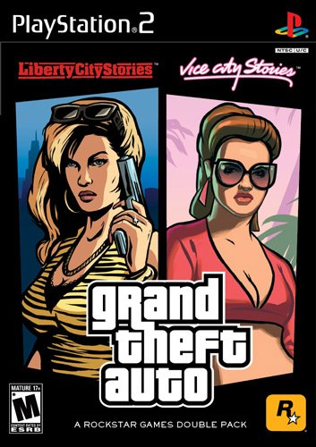 Rockstar Games Gta Liberty City Stories Vice City Stories 2 Pack