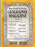 National Geographic Magazine: August 1958 (Vol CXIV - Num Two) (CXIV)