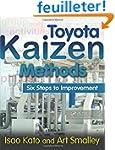 Toyota Kaizen Methods: Six Steps to I...
