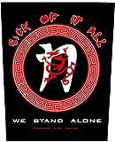 Merchandise - Sick Of It All - We Stand Alone [Rückenaufnäher, bedruckt] [BP530] von Sick Of It All