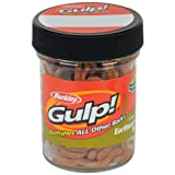 Berkley Gulp! 4 inch Mini Earthworms 1.1 - oz. Jar