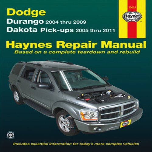haynes-repair-manual-dodge-durango-2004-thru-2009-and-dakota-pick-ups-2005-thru-2011