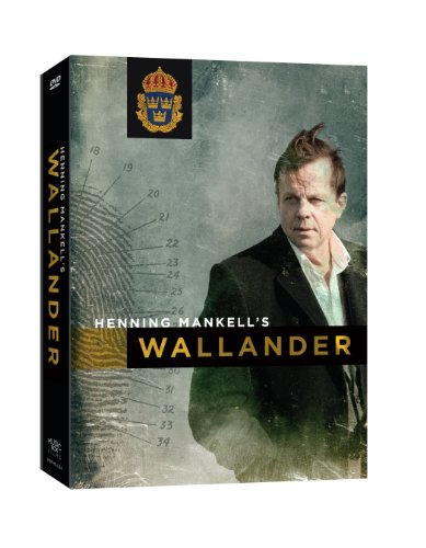 Cover art for  Henning Mankell's Wallander