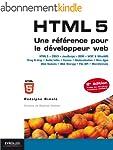 HTML 5 - Une r�f�rence pour le d�velo...