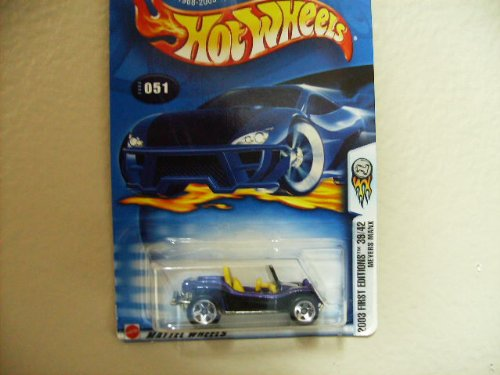 Hot Wheels Meyers Manx 2003 First Editions #39