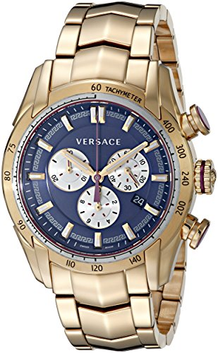 Versace-Mens-VDB060015-V-Ray-Rose-Gold-Ion-Plated-Stainless-Steel-Watch