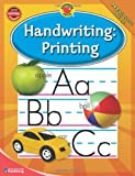 img - for Handwriting: Printing, Grades Preschool and Up (Brighter Child Workbooks) book / textbook / text book