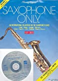 img - for Saxophone Only vol. 1 - book/CD book / textbook / text book