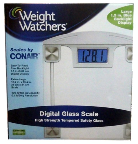Cheap Weight Watchers Digital Glass Scales by Conair (ww57gd)