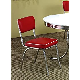 Retro Style Chairs of interior design