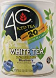 4C White Tea Mix Antioxidant Blueberry Flavor