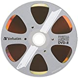 VERBATIM 97946 4.7GB DigitalMovie(R) DVD-Rs, 10 pk