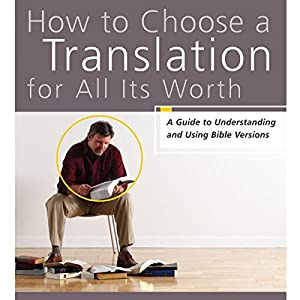 How to Choose a Translation for All Its Worth Audiobook