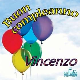 Amazon.com: Tanti Auguri a Te Vincenzo (Auguri Vincenzo