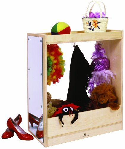 Wide Dress Up Storage, 36-Inch