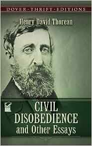 Civil Disobedience Thoreau Quotes