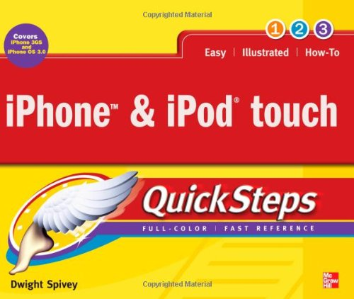 iPhone & iPod touch QuickSteps