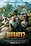 JOURNEY 2 THE MYSTERIOUS ISLAND ORIGINAL MOVIE POSTER