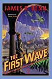 img - for The First Wave (A Billy Boyle WWII Mystery) book / textbook / text book