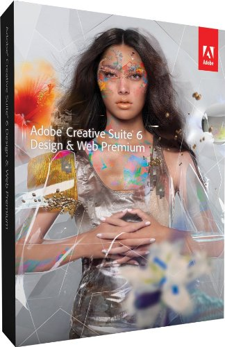 Adobe CS6 Design and Web Premium Mac [Old Version]