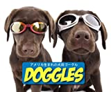 ドグルズ・シャンパンゴールド【L】 紫外線を100%カット 犬用メガネ ドッグサングラス