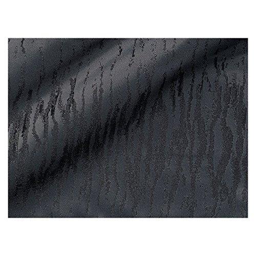 Vorhangstoffe - Dekostoffe - Vega CS (Deko) - Trevira CS - Ornamente - Schwarz - MUSTER