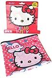 Tube polaire - Cache-cou / Snood - Hello Kitty ou Minnie ou Les Minions avec masque en carton en cadeau - 4 à 8 ans
