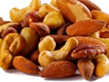 Roasted & Unsalted Deluxe Mixed Nuts (1LB)