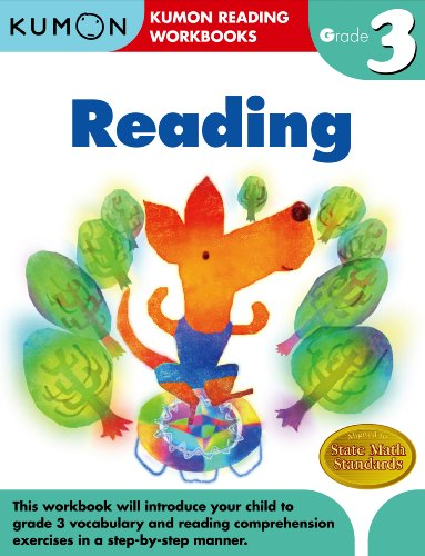 Grade 3 Reading (Kumon Reading Workbooks)