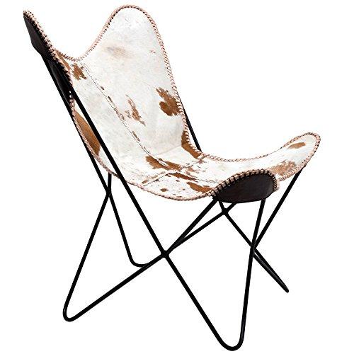 76715 Sessel Butterfly Fur