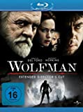 DVD Cover 'Wolfman [Blu-ray]