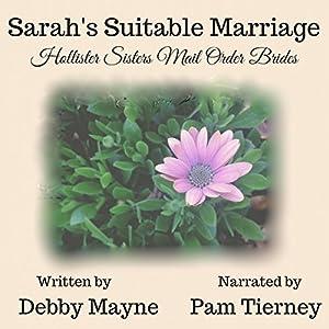 Sarah's Suitable Marriage Audiobook