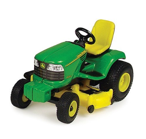 John Deere X48S Lawn Tractor - Ertl Collect N Play Series back-835233