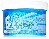 Lusters S-Curl Wave Jel & Activator 10.5oz