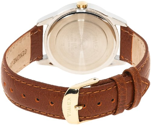 Timex Men's T2N105 Casual Dress Strap Watch
