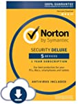 Norton Security Deluxe - 5 Devices [P...