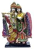 Paras Radha Krishna Idol With Basuri