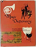 img - for Music Dictionary book / textbook / text book