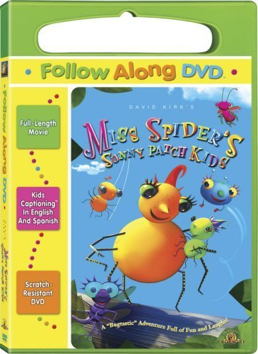 Miss spiders sunny patch kids vhs videos