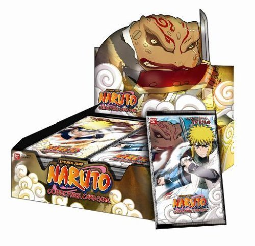 Naruto Approaching Wind Booster Pack (1 Pack)