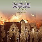 A Death by Arson | Caroline Dunford