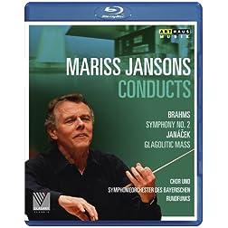 Mariss Jansons Conducts Brahms & Janacek (Blu Ray) [Blu-ray]
